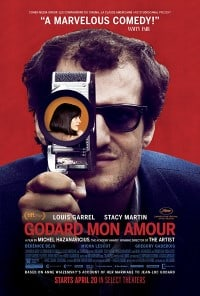 Godard Mon Amour Movie Poster 2018