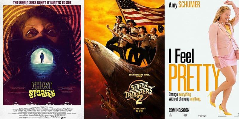 New Movies – Week 16 – April 20th