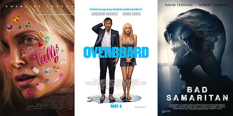 New Movies – Week 18 – May 4th