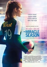The Miracle Season 2018 Movie Poster