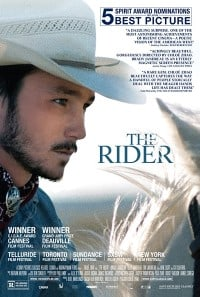 The Rider 2018 Movie Poster