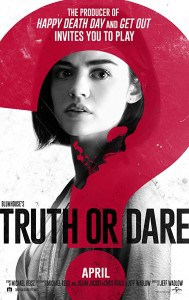 Truth or Dare 2018 Movie Poster