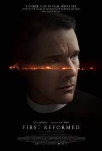 First Reformed 2018 Movie Poster