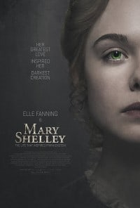 Mary Shelly Movie Poster 2018
