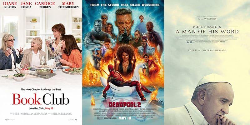 New Movies – Week 20 – May 18th