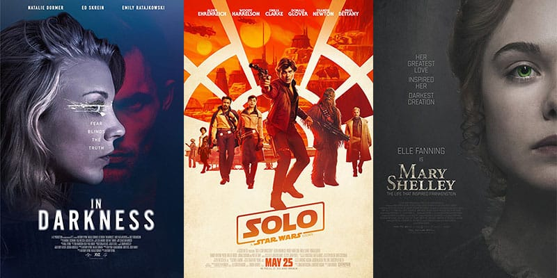 New Movies – Week 21 – May 25th