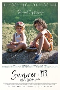 Summer 1993 Movie Poster