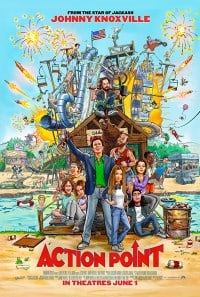 Action Point Movie Poster 2018