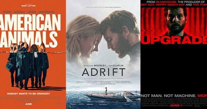 New Movies – Week 22 – June 1st