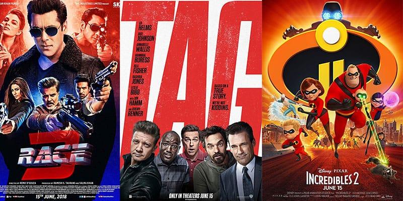 New Movies – Week 24 – June 15th