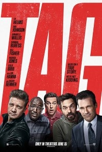 Tag Movie Poster 2018