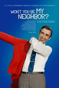 Wont You Be My Neighbor 2018 Movie Poster