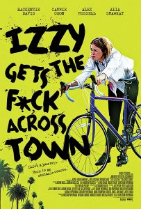 izzy gets the fuck across town poster