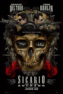 sicario day of the soldado poster