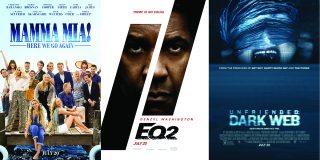 New Movies – Week 29 – July 20th