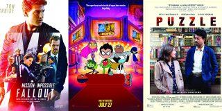 New Movies – Week 30 – July 27