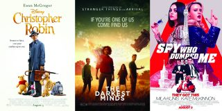 New Movies – Week 31 – August 4th