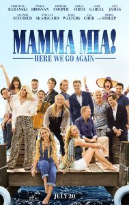 mamma mia here we go again poster
