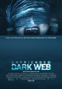 unfriended dark web poster