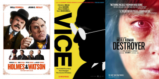New Movies – Week 1 – January 4th