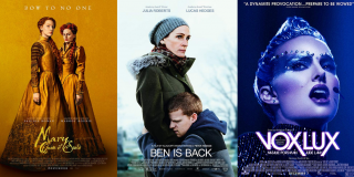 New Movies – Week 50 – December 14th