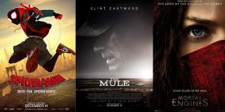 New Movies – Week 51 – December 21st