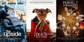 New Movies – Week 3 – January 18th