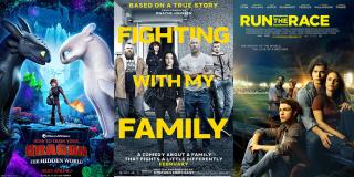 New Movies – Week 8 – February 22nd