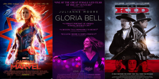 New Movies – Week 10 – March 8th