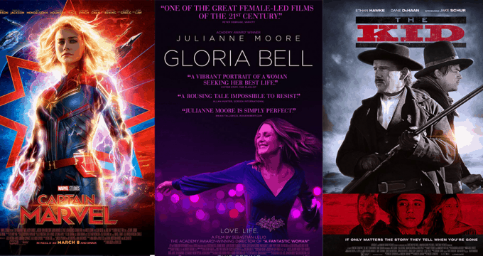 Movies Releasing March 8