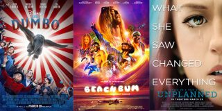 New Movies – Week 13 – March 29th