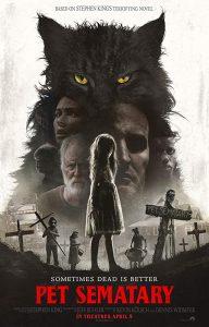 Pet Semetary movie poster