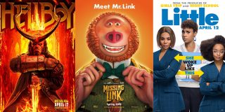 New Movies Opening the Weekend of April 12th