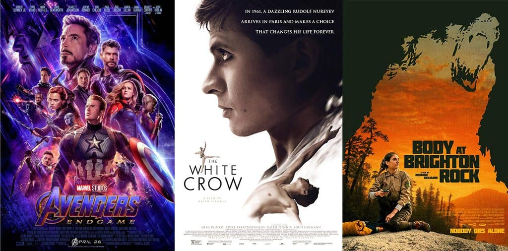Movies Opening April 26th