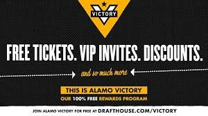 Alamo Victory Rewards Program