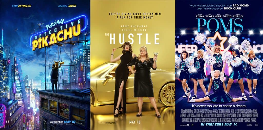 Movies Opening May 10