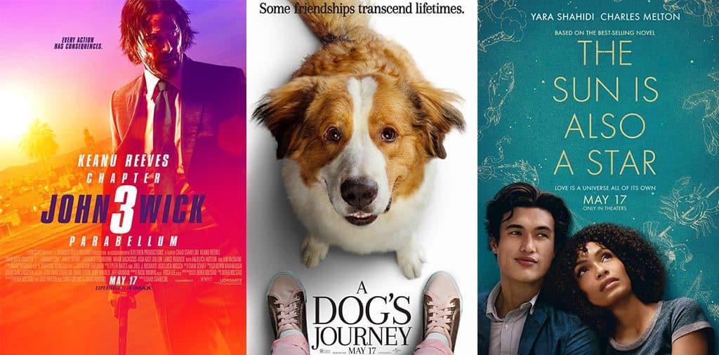Movies Opening May 17