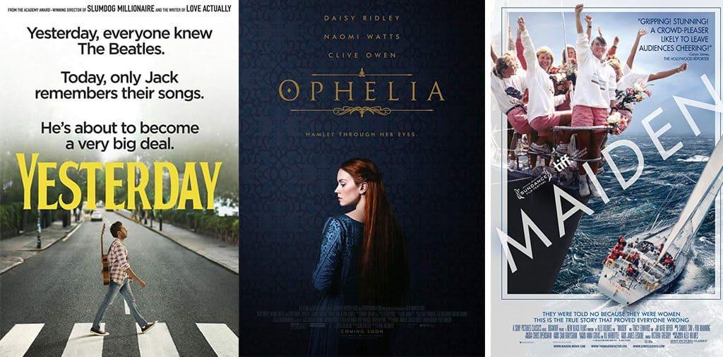 Movies Opening June 28
