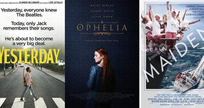 Movies Opening June 28