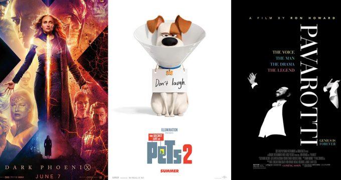 Movies Opening June 7