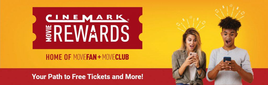 Cinemark Movie Rewards