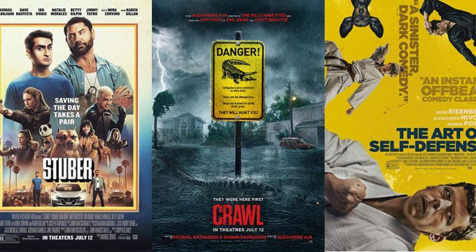 Movies Opening July 12