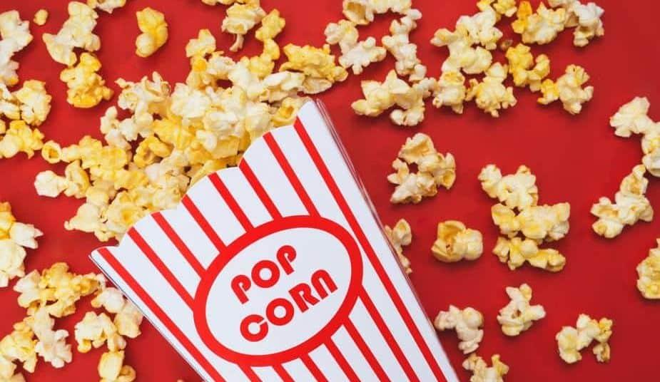 Overflowing Popcorn