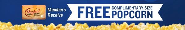 Marcus Free Popcorn
