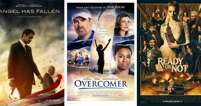 Movies Opening Aug 23