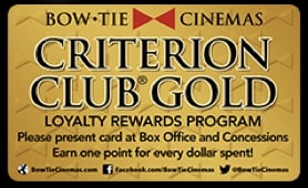 Criterion Club   Gold