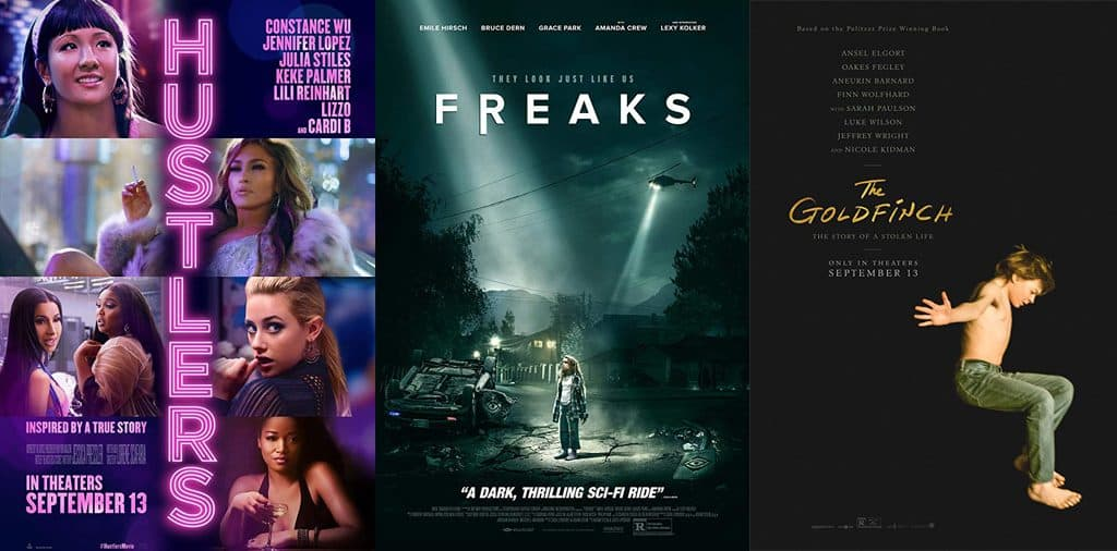 Movies Opening Sept 13