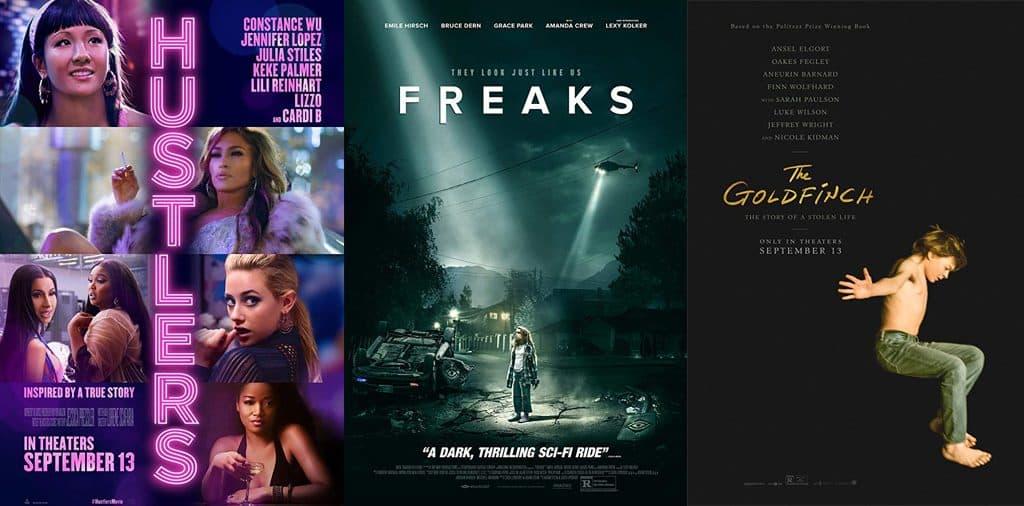 New Movies September 13 2019 Movie Theater Prices