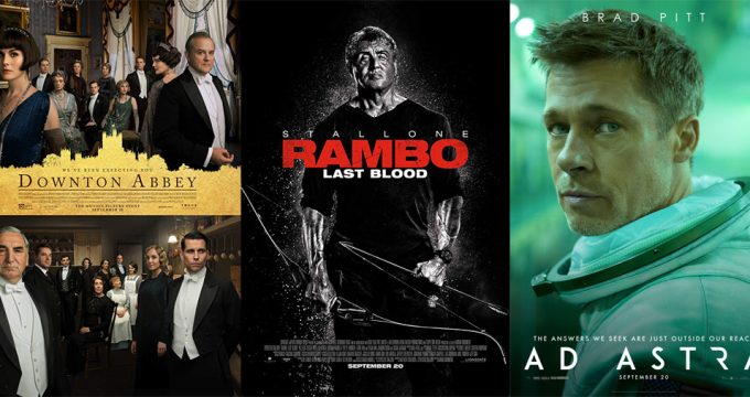 Movies Opening Sep 20