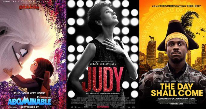 Movies Opening Sep 27